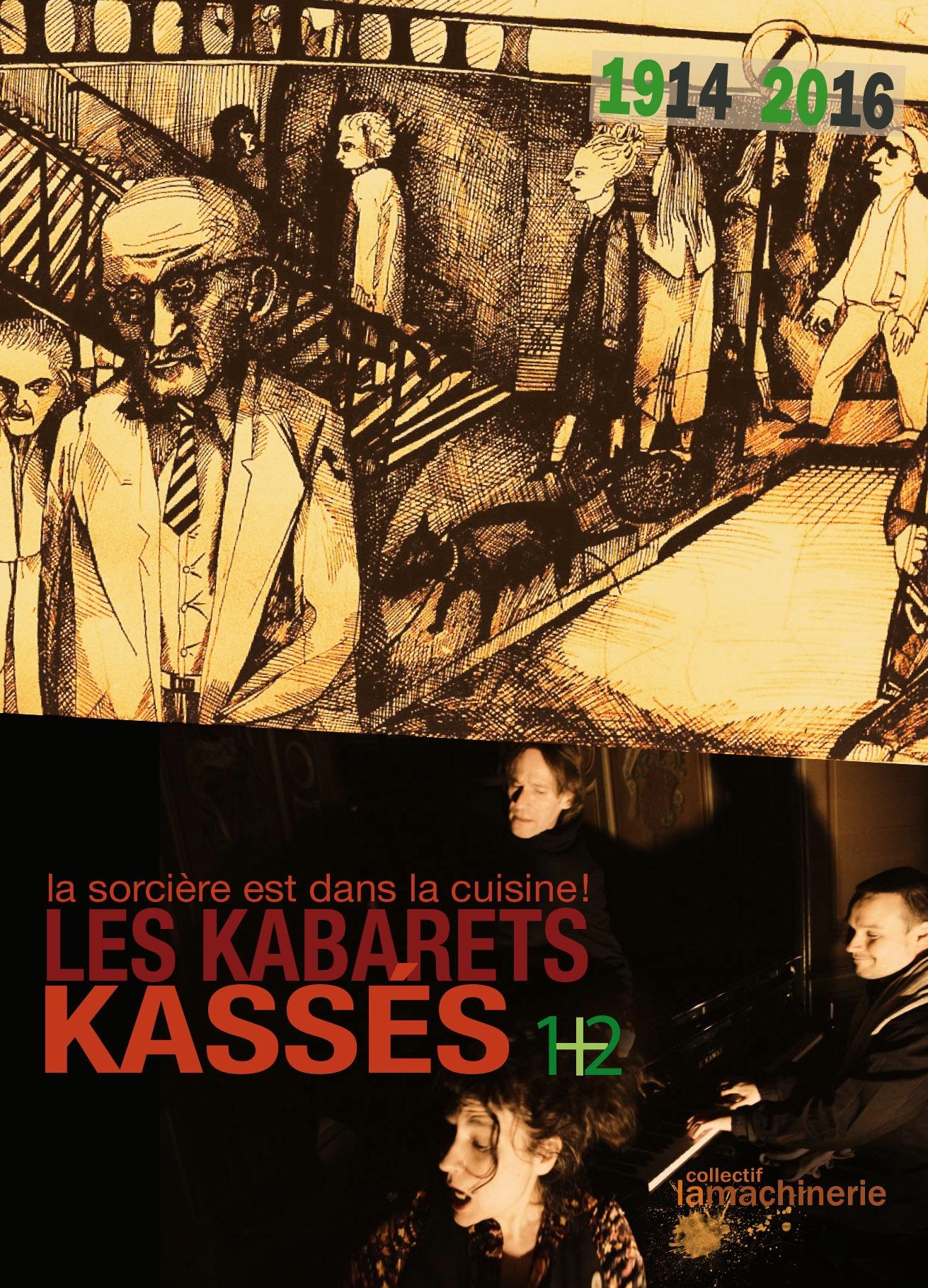 Les Kabarets Kassés 1 + 2